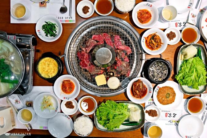 MYEONG GA MYEON OK Korean Restaurant – Karawaci, Tangerang