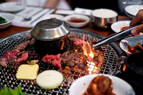 Gwang Yang Bul Go Gi (Beef Bulgogi in Gwangyang Style) IDR 200k