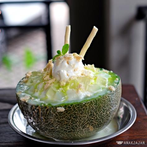 Melon Bingsoo IDR 76k