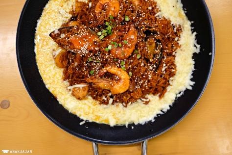 Fried Rice Kimchi Seafood IDR 86k