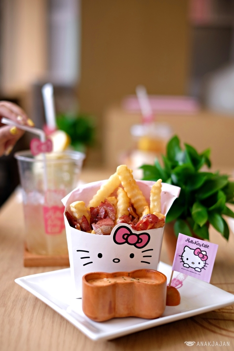 Bacon Bits Fries IDR 48k