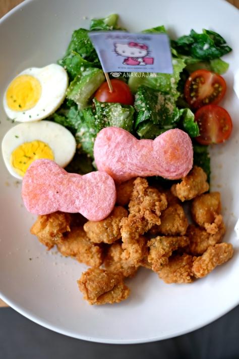 Caesar Salad IDR 55k