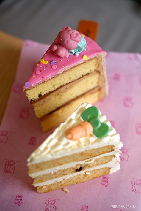 Sliced Cake IDR 68k/ slice (daily flavor)