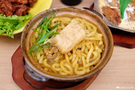Curry Udon IDR 78k