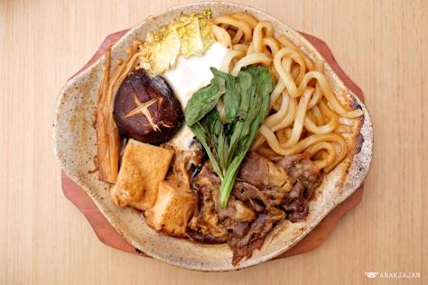 Sukiyaki Nabe (Beef) IDR 90k
