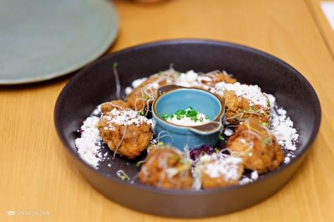 Miso Chicken Bites IDR 68k