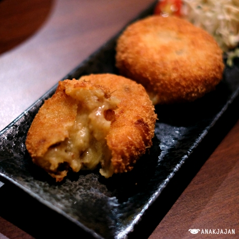 Tokusei Cheese Kooroke IDR 22k