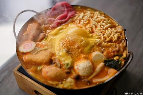 Korean Spicy Hot Soup IDR 70k