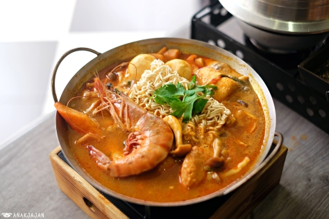 Tomyum Hot Soup