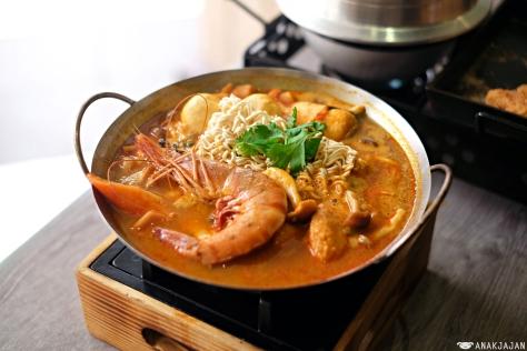 Tomyum Hot Soup
