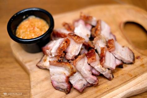 Roasted Pork Belly IDR 65k