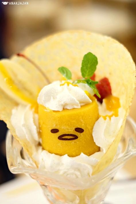 Gudetama Curry Rice JPY 1.000