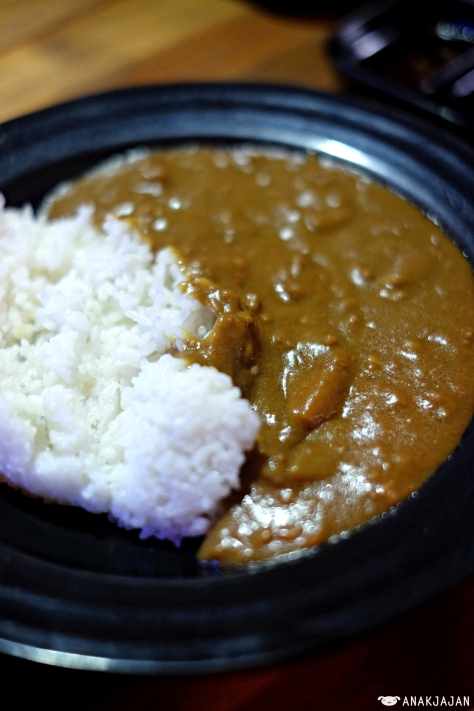 Beef Curry Rice IDR 30k