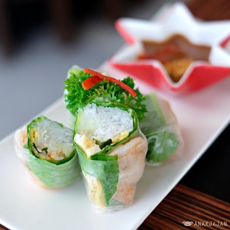 Vietnamese Spring Roll IDR 40k