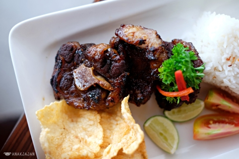Traditional Oxtail Soup IDR 90k