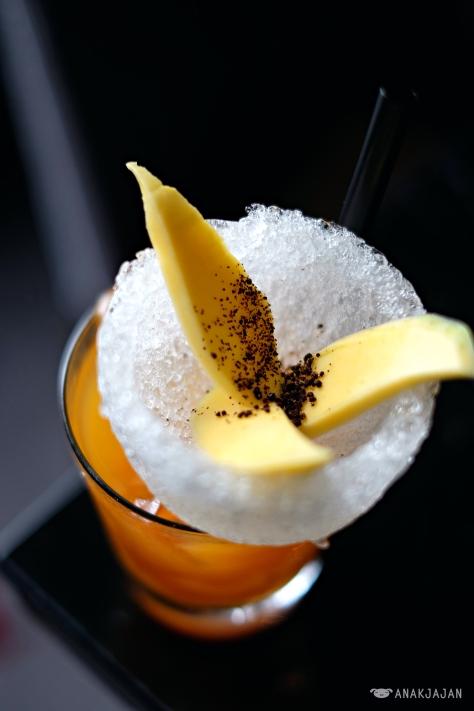 Cocktail Rujak Manggaroska IDR 110k