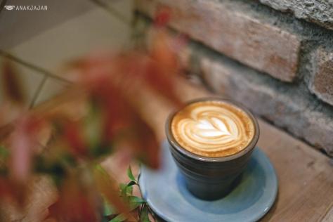Cappuccino IDR 40k