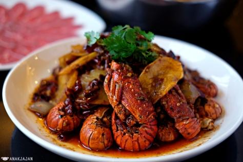 Mala Lobster IDR 200k
