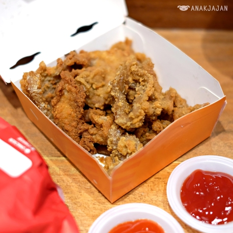 Chicken Skin IDR 16k