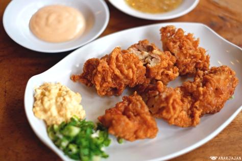Ayam Goreng (Tori Karaage) IDR 34k