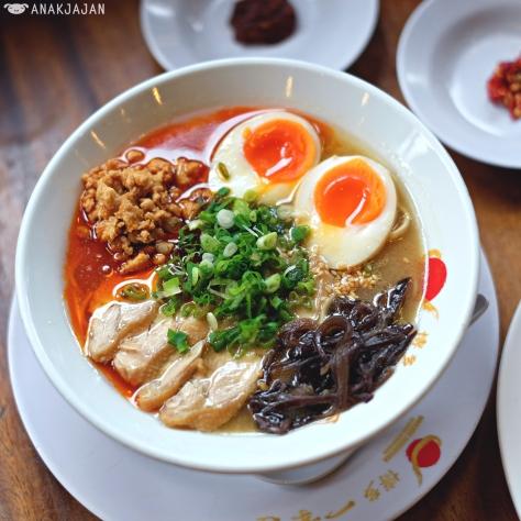 Ramen TamTam Chicken IDR 58k