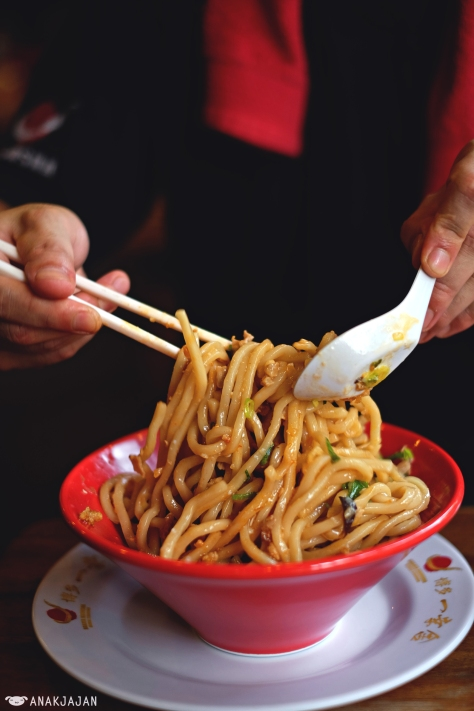 Mazesoba (Chicken/ Pork) IDR 58k