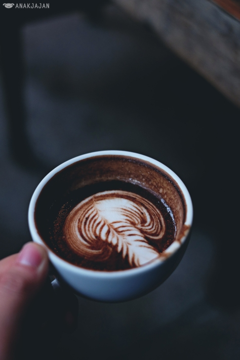 Cafe Mocha THB 90