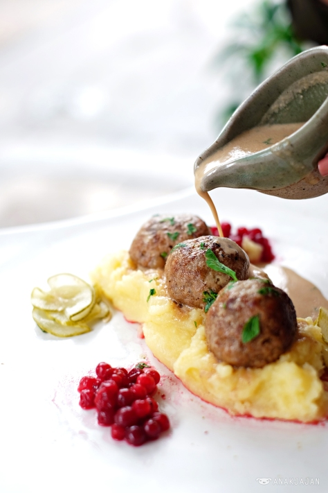 Swedish Meatballs THB 330