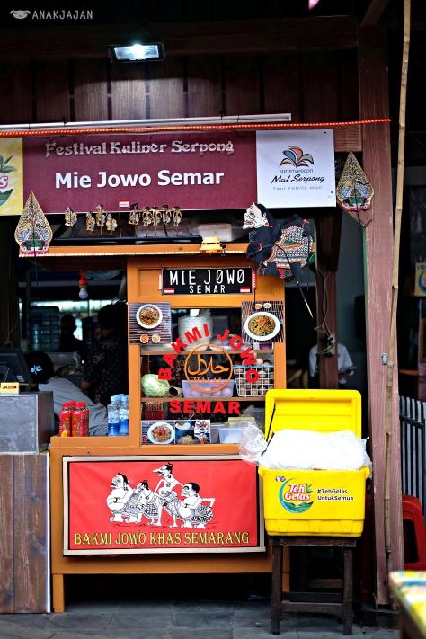 Festival Kuliner Serpong 2016