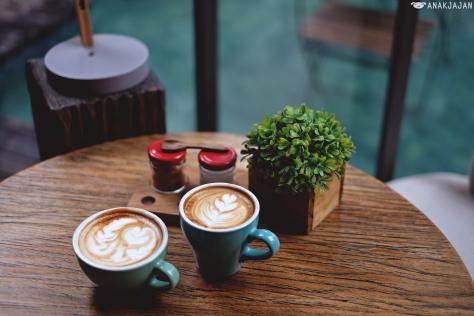 Cappuccino IDR 24k // Latte IDR 24k