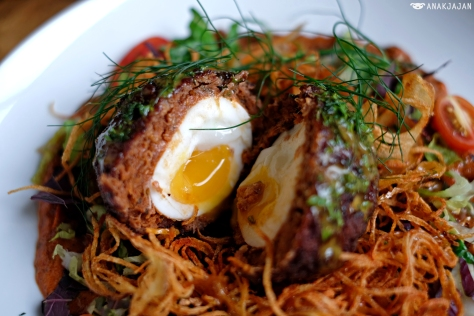 Minced Beef Scotch Egg IDR 58k