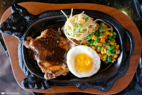Chicken Fillet Steak IDR 40k