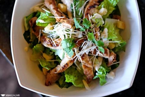 Caesar Salad IDR 25k