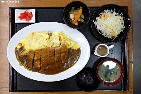 Katsu OmuRice IDR 83k