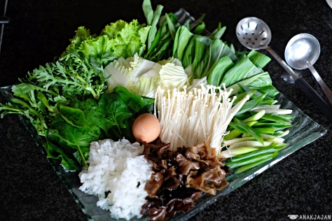Vegetables Set (Set Sayuran) IDR 195k