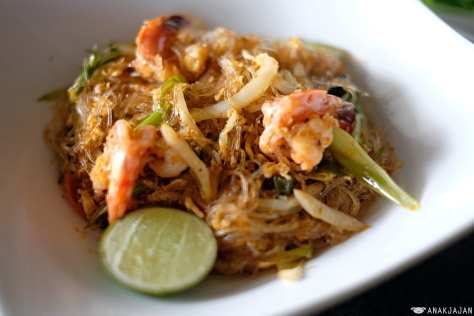 Tomyum Fried Glass Noodle (Soun Goreng Tom Yum) IDR 55k