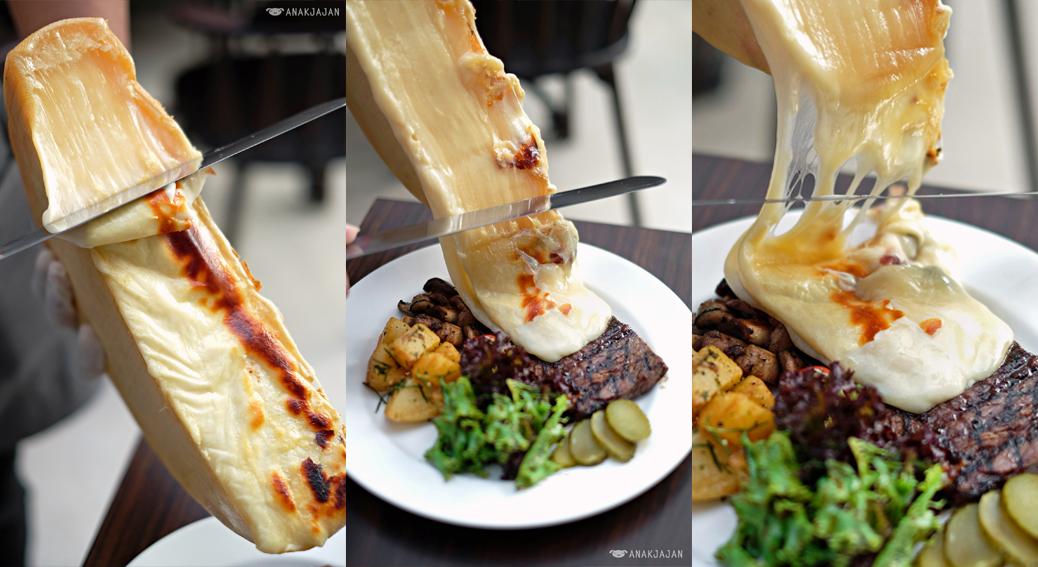 Raclette Sydney Restaurant