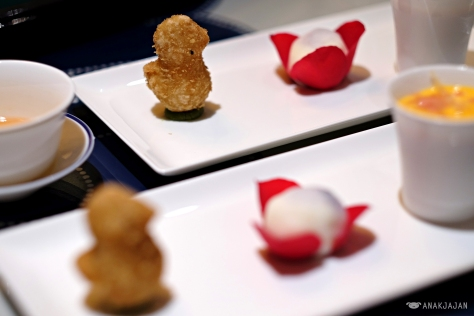 Three Dessert Platter IDR 118k