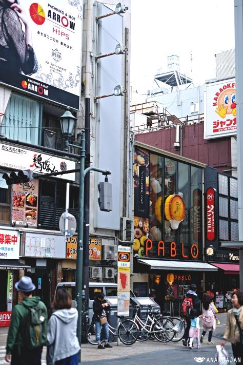Pablo - Dotonbori, Osaka