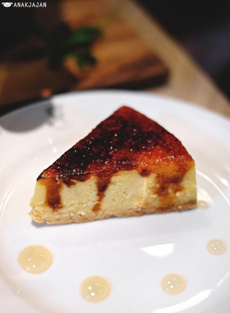 Premium Cheese Tart JPY 550
