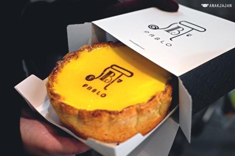 Cheese Tart JPY 850