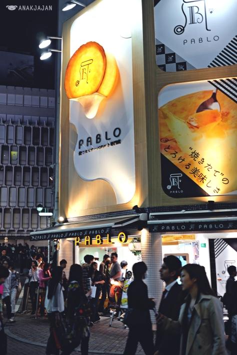 Pablo - Shibuya, Tokyo