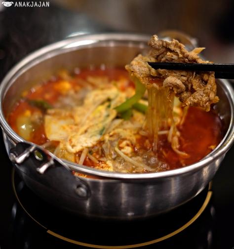 Beef Yukgaejang IDR 65k (additional)