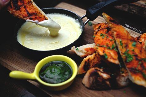 Cheese Fondue IDR 65k