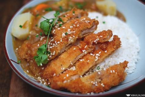 Chicken Katsu Curry IDR 75k
