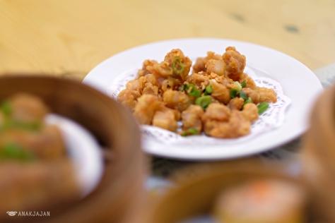 Babi Goreng Crispy (Crispy Pork) IDR 22k