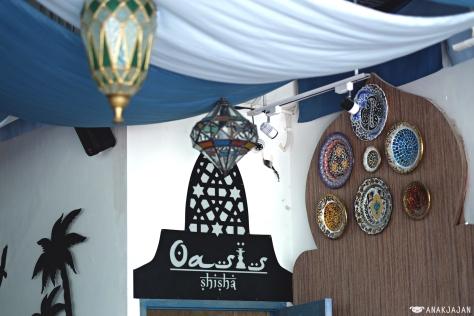 Oasis Shisha