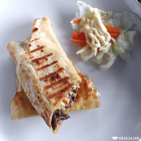 Shawarma Beef IDR 30k