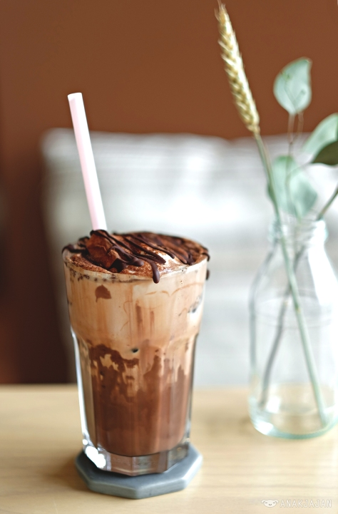 Ice Chocolate IDR 35k