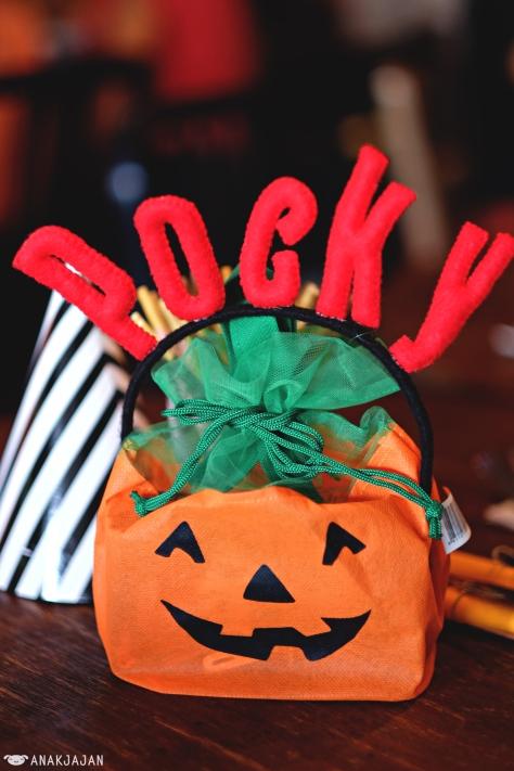 pocky halloween